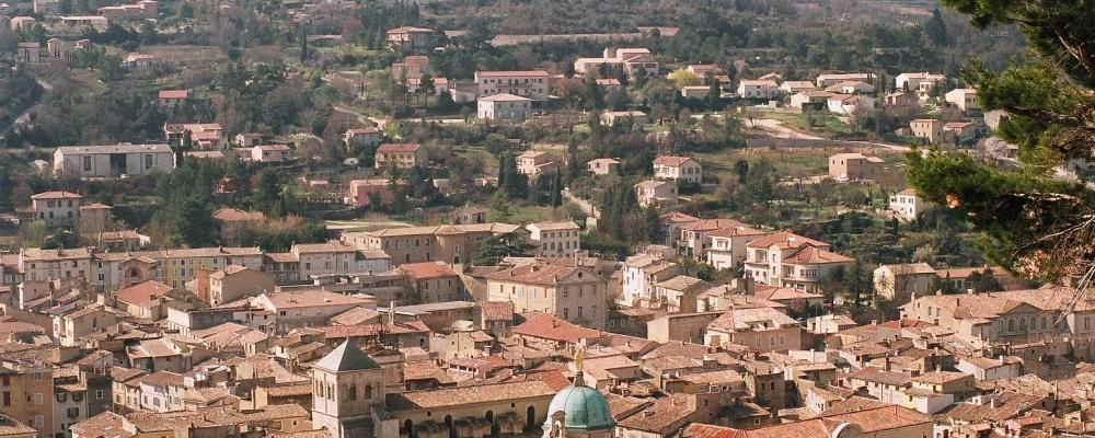 Apt et le Pays d'Apt Luberon